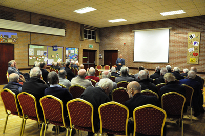 Branch Meeting & AGM 2016 Portadown